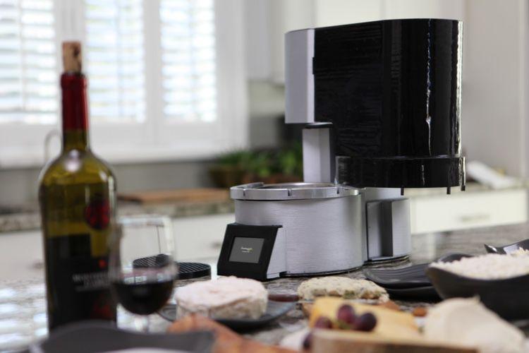 Fromaggio, une machine connectée qui produit du fromage 🧀