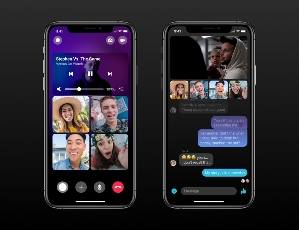 Messenger : une app macOS et Windows, le chiffrement par