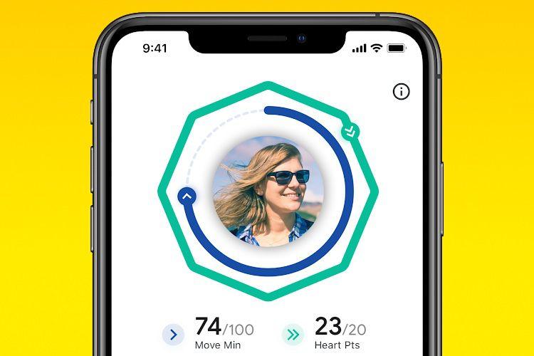 Google Fit suit votre activité physique sur iOS