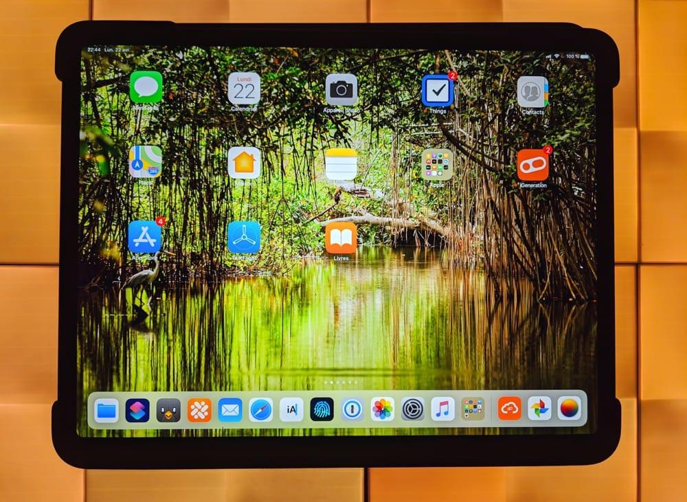 Jour de la ?: Apple sauve des mangroves et vous offre des fonds d'écran