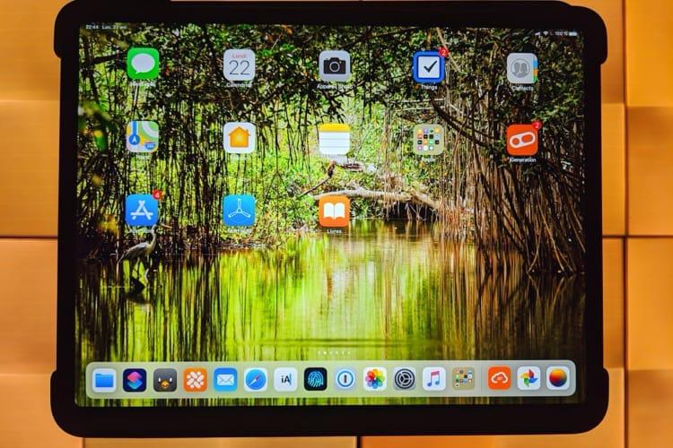 image en galerie : Jour de la 🌍: Apple sauve des mangroves et vous offre des fonds d'écran