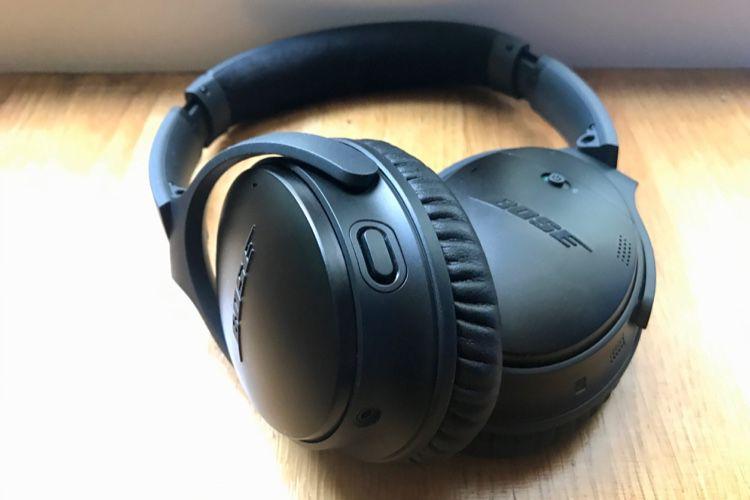 La réalité augmentée audio de Bose dégrade les performances de certains QC35II