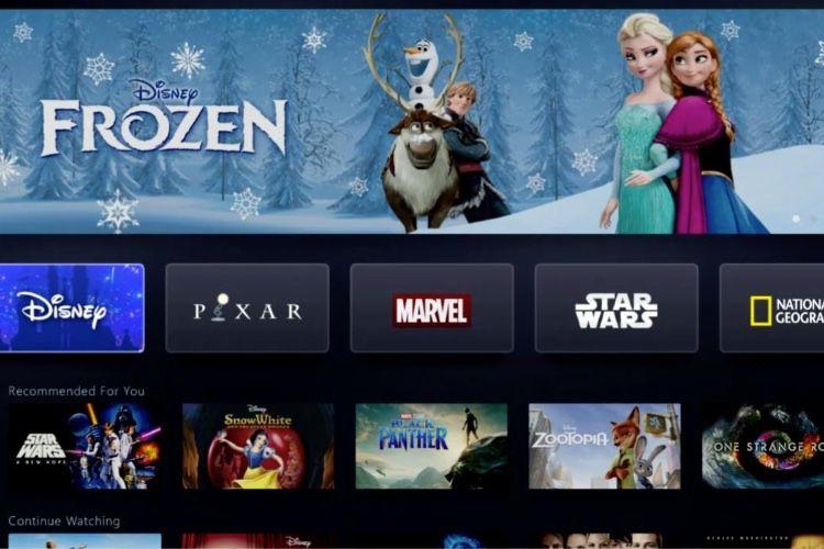 L'Apple TV aura droit à son app Disney+