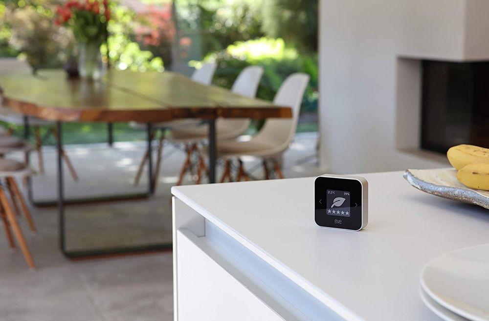 Promo : le capteur de qualité d'air HomeKit Eve Room à 75 € au lieu de 100