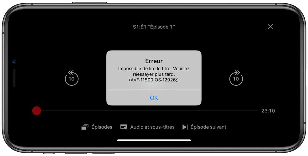 Netflix ne supporte plus AirPlay sur iOS — Officiel