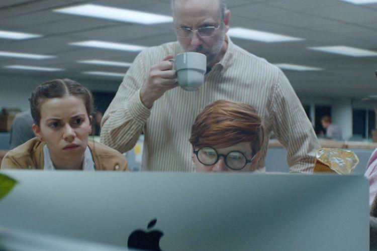 Combien de Mac, d'iPhone, d'iPad et d'Apple Watch faut-il pour concevoir une boîte à pizza?