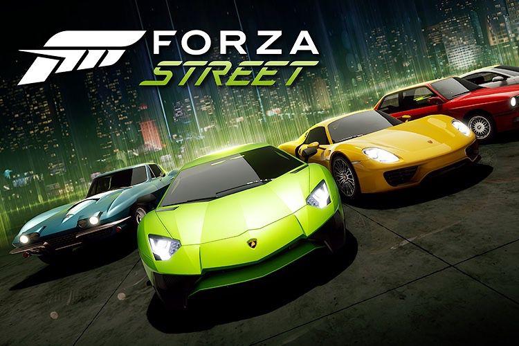 Forza Street déboule sur Windows 10 et bientôt sur iOS et Android