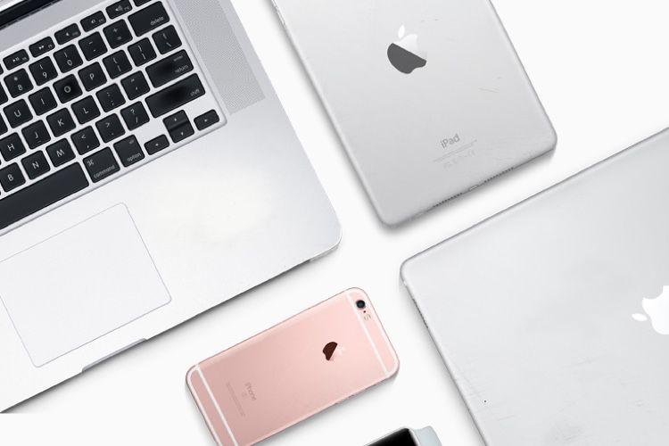 Apple a baissé les montants de reprise contre l'achat d'un nouvel iPhone