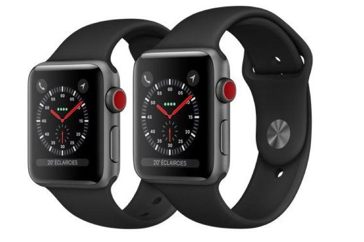 Apple Watch : une Series 3 4G en SAV (peut être) remplacée par uneSeries4