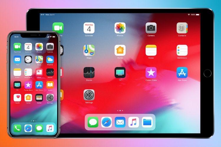 Deuxième bêta pour iOS 12.4