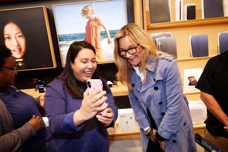 Les leçons d'Angela Ahrendts sur son passage à Apple