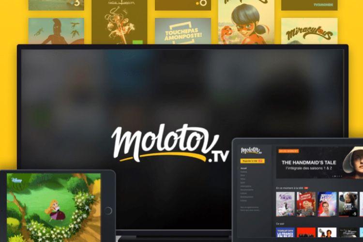 Molotov : une offre à prix réduits avec l'Apple TV4K