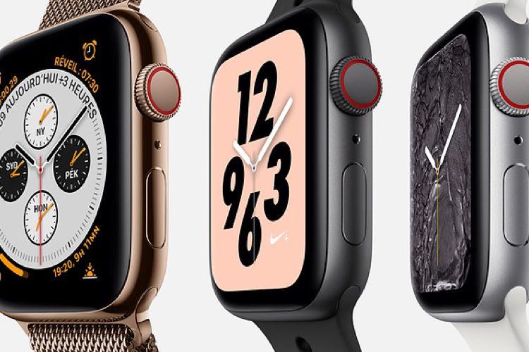 Promos : jusqu'à 90 € de réduction sur des AppleWatchSeries4