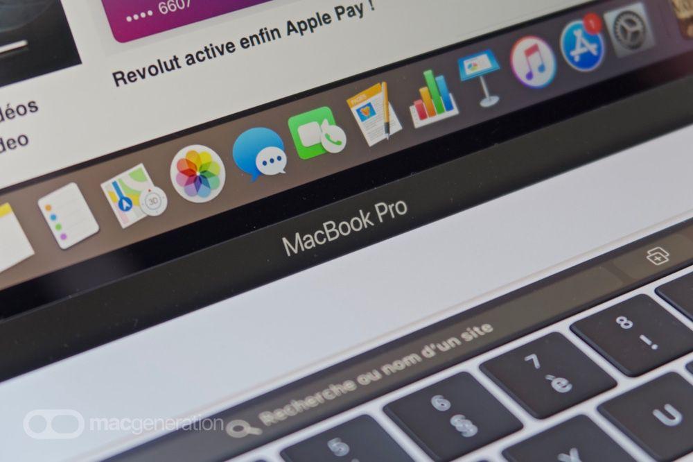 Test des MacBook Pro 13