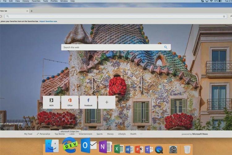 Microsoft : la bêta de Edge ne va pas tarder à sortir sur macOS