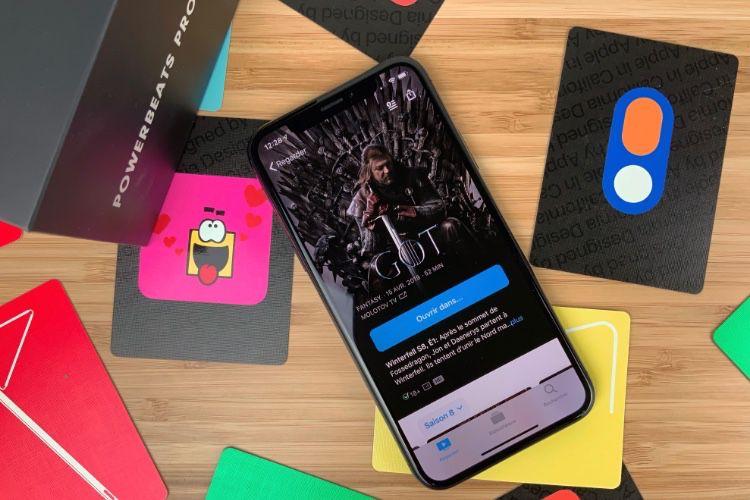 iOS 12.3 et tvOS 12.3 sont disponibles avec la nouvelle app Apple TV