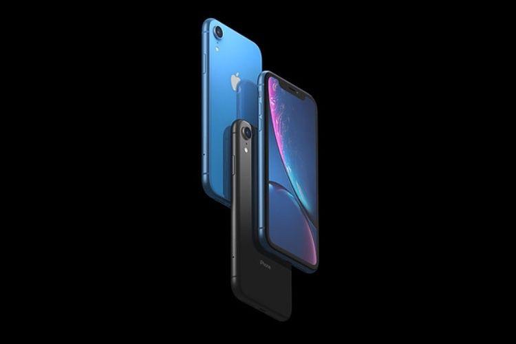 Promo : l'iPhone XR bleu à partir de 699€