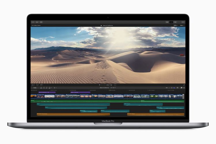 MacBook Pro 2019 : prise en main et premiers tests