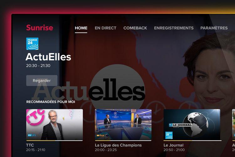 En Suisse, une Apple TV 4K offerte aux nouveaux abonnés de Sunrise
