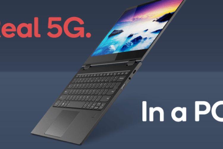 Qualcomm et Lenovo promettent la 5G sur PC début2020