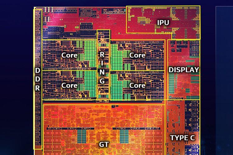 Les processeurs Intel gravés en 10 nm arriveront enfin cette année