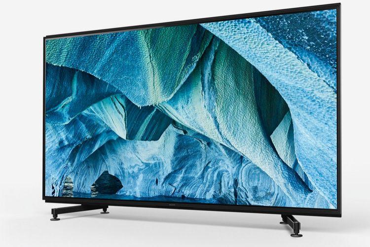 Les téléviseurs Sony 8K compatibles AirPlay 2 en vente à partir de juin dès 17000€