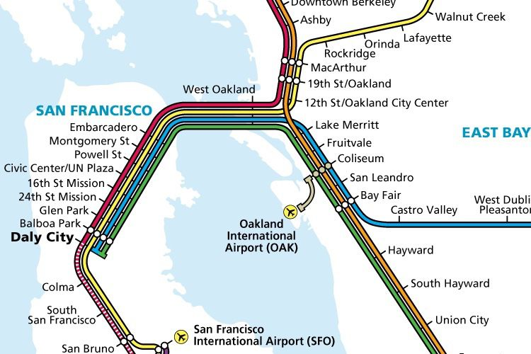 Dans le métro de San Francisco, les anges gardiens des AirPods tombés sur les voies