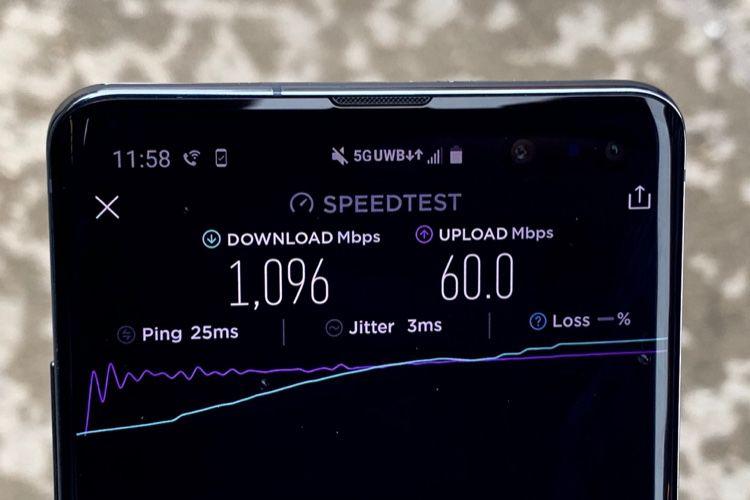 1 Gbps et au-delà : les performances ébouriffantes de la 5G
