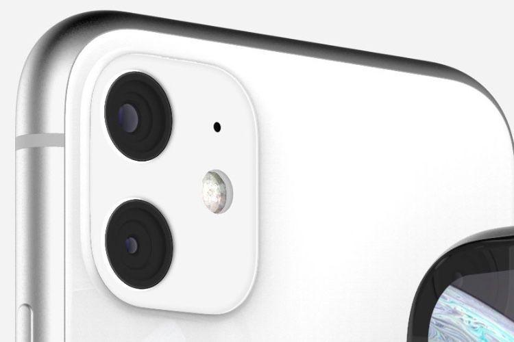 Le successeur de l'iPhone XR devrait avoir lui aussi un carré de capteurs photo