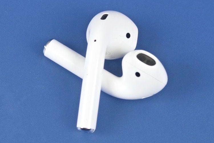 Dans un marché du wearable en pleine forme, les AirPods permettent à Apple de rester en tête