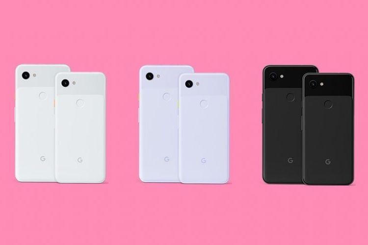 Pixel 3a et Pixel 3a XL : caractéristiques et prix en fuite pour les successeurs des Nexus