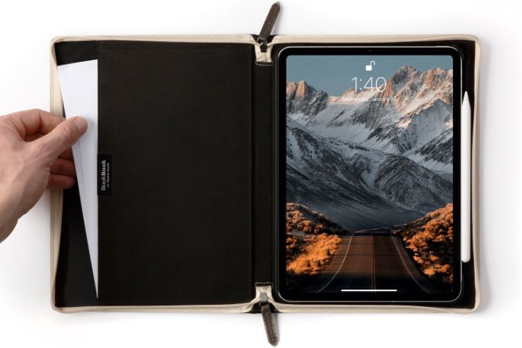 L'étui BookBook s'adapte aux iPad Pro