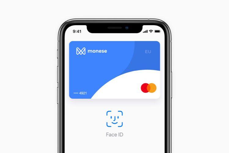 Monese annonce le lancement d'Apple Pay dans de nouveaux pays en Europe