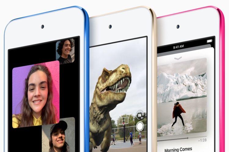 Apple dévoile un «nouvel» iPod touch