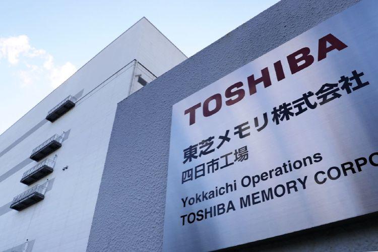 Apple et ses alliés vendraient toutes leurs parts dans Toshiba Memory