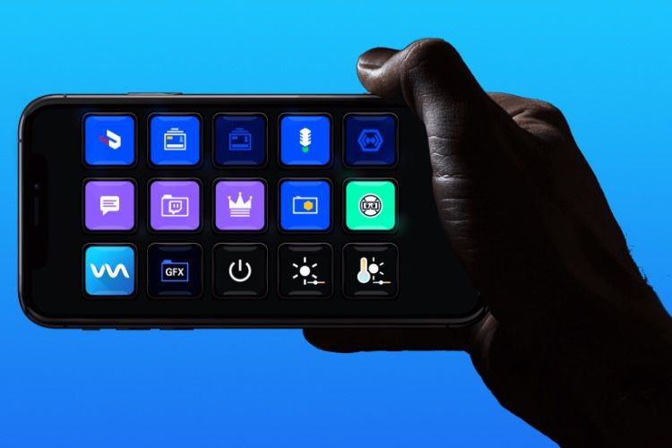 Stream Deck Mobile : le clavier personnalisable d'Elgato disponible sur iPhone
