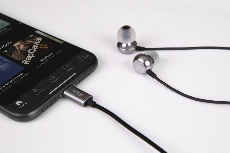 RHA dévoile de nouveaux écouteurs intra-auriculaires Lightning