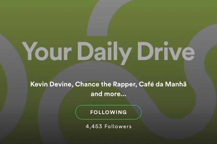 Spotify teste une playlist avec musique et podcasts d'actualité