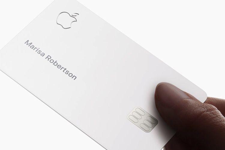 Une référence à Apple Card dans iOS 12.3