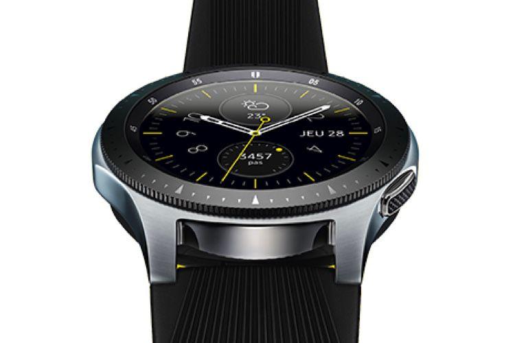 Galaxy Watch : c'est encore Orange qui s'y collepour la 4G