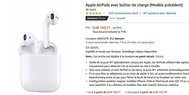 top design Promotion de ventes plus grand choix de Promos : AirPods à 150 €, iPad mini 5 à 441 €, iPhone XR à ...