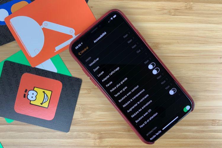 iOS : des fonctions d'accessibilité qui peuvent servir à tout le monde
