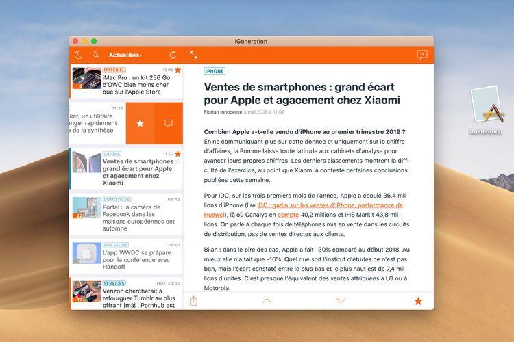 Marzipan: on a porté notre app iOS sur le Mac en un après-midi