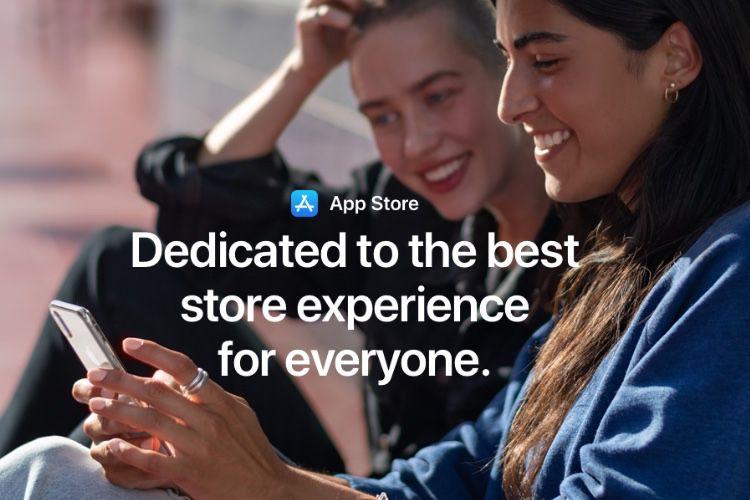Monopole ou pas monopole ? Apple défend le modèle économique de l'App Store