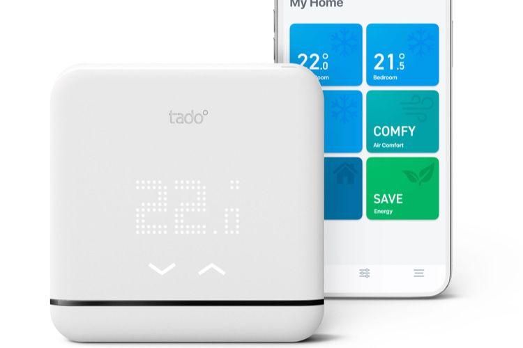 Tado lance le contrôle de la climatisation V3+ compatible HomeKit