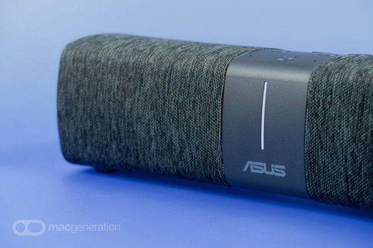 Test de l'Asus Lyra Voice, une (autre) enceinte connectée qui fait routeur Wi-Fi