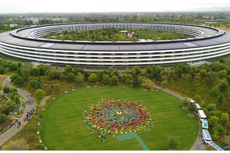 Apple Park : le récap' en images d'une journée d'inauguration et d'hommage