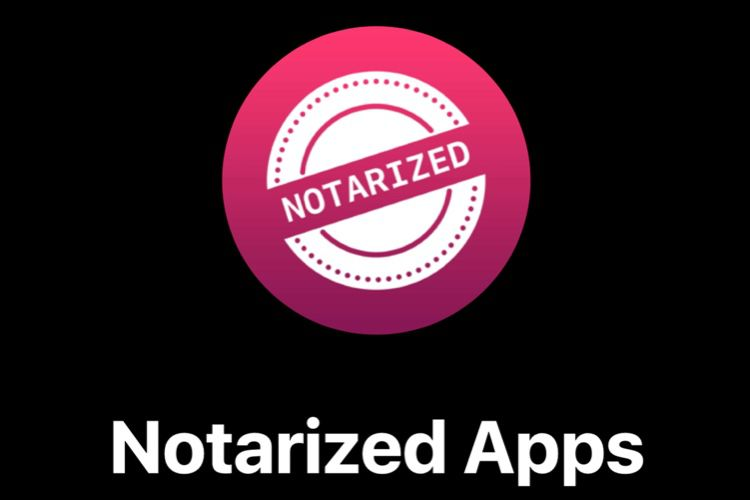 SD Notary, une interface pour le notaire de macOS