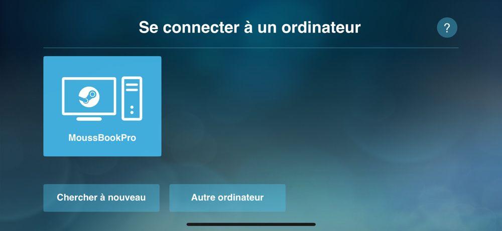 Steam Link dispo : streamez vos jeux Mac/PC sur votre