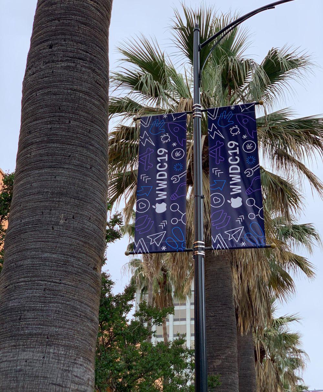 San Jose se pare de néons pour la WWDC 2019